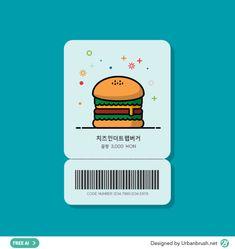 햄버거 쿠폰 일러스트 ai 무료다운로드 free hamburger coupon vector, 이미지 사용약관 확인 및 소스 다운로드는 어반브러시 홈페이지를 이용하세요, #어반브러시, #무료일러스트, #일러스트레이션, #디자이너타미, #이미지소스, #일러스트아이디어 #패턴, #이미지, #일러스트다운로드, #urbanbrush, #무료일러스트사이트, #그래픽디자인, #ai, #download, #illustration, #백터이미지, #벡터이미지, #vector, #팝업, #템플릿, #홈페이지, #무료이미지, #무료일러스트, #무료백터, #그래픽이미지, #벡터, #합성사진, #아이콘, #픽토그램, #일러스트, #배너, #사진, #포토그래피, #포토그래퍼, #디자이너, #백그라운드, #웹템플릿, #PPT디자인, #포스터, #웹디자인, Tommy, Restaurant Poster, Event Page, Web Banner, Interface Design, Coupons, Promotion, Coding, Branding, Marketing