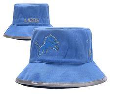 Detroit Lions NFL Bucket Hats Little Blue 21a46b2bf712