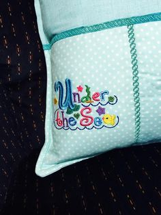 Under the sea remote control pillow with princess mermaid
