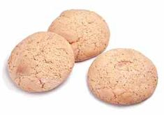 Italy - Lazio - Amaretti di Guarcino (Frosinone) These cookies are the best thing to come out of Guarcino ... other than my family, of course!