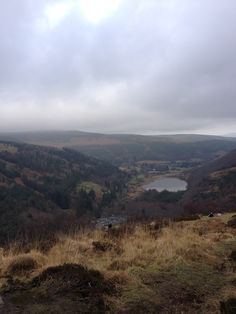 Glendalough, Wicklow Mountains hike Feb 2012
