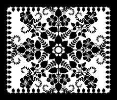 Akahai Quilt - black