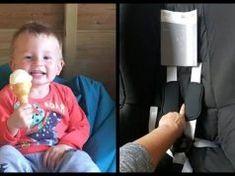 A gyerek mindig hányt az autóban… amikor a szülők megnézték a gyerekülést, nem hittek a szemüknek!