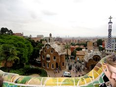 Gaudi'  ' s house