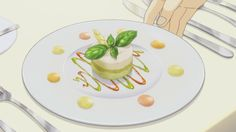 "itadakimasu-anime: ""A fancy appetizer! Shokugeki no Souma: Ni no Sara, Episode 13 """