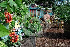 ~ Mr. Bloom's Nursery ~ BBC CBeebies ~ Reddish Vale Country Park ~ Stockport ~ England ~ UK ~