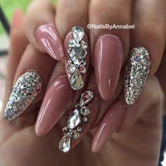love the colour without all the bling....
