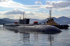 Military and Commercial Technology: Russia to float out next-generation strategic nuclear submarine on November 17