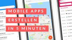 Eine mobile App für Smartphones als Nachschlagwerk, Informationssammlung, Katalog, Tourguid oder Podcast lässt sich mit wenigen Handgriffen erstellen. Mobiles, Mobile App, Apps, Smartphones, Catalog, Mobile Phones, App, Appliques
