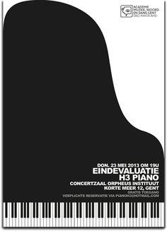 piano poster design에 대한 이미지 검색결과