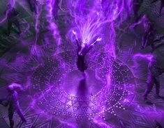 Violet Aesthetic, Dark Purple Aesthetic, Witch Aesthetic, Character Aesthetic, Dark Fantasy Art, Fantasy Artwork, Fantasy Character Design, Character Art, Chaos Magic