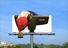 Nice billboard.