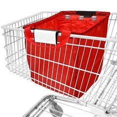 Oferta: 14.99€. Comprar Ofertas de achilles, Bolsa para carro de compras con compartimiento de refrigeración y 3 compartimientos de botellas barato. ¡Mira las ofertas!