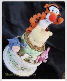 🎂👶 Diaper Cakes 👶🎂