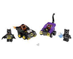 Mighty Micros: Batman™ vs. Catwoman™