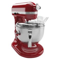 KitchenAid Professional 600 Series 6 Qt Stand Mixer- someday!
