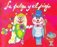 SeGu LaPulga y el Piojo. cover