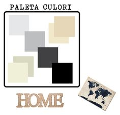 Colors by ioana-buzila on Polyvore featuring interior, interiors, interior design, home, home decor, interior decorating, Trademark Fine Art and Home Essentials