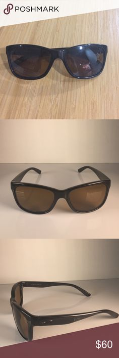 Oakley Forehand Sunglasses Good condition. Brown. Polarized. Oakley Accessories Sunglasses