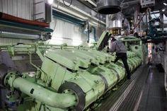 diesel-electric power plants - Google Search
