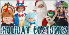 Holiday Costumes Category Header