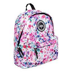 Shop HYPE Men's Boiled Sweets Logo Backpack, White, One Size. Hype Clothing, Designer Shoulder Bags, Cute Bags, Vera Bradley Backpack, Notebooks, Sweets, Backpacks, Logos, Cute Backpacks