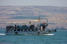 Sea of Galilee - a famous lake with interesting history. Check out the view and the water activities as well.