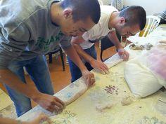 Organic Spelt rolls workshop with youth from broken homes Broken Home, Sourdough Bread, Workshop, Rolls, Youth, Organic, Baking, Food, Yeast Bread