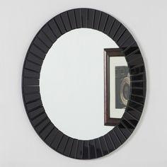 Found it at Wayfair - The Glow Modern Frameless Wall Mirror