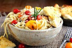 Roasted Tomato Pasta Recipe : Free Recipes 101
