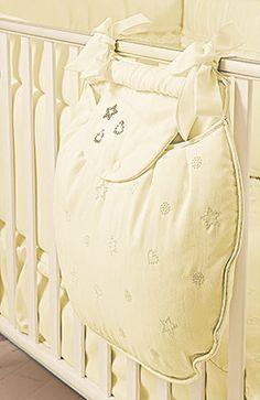 porta pigiama diamante_panna#baby #crib #cot
