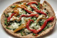 Weight Watchers Pita Pizza