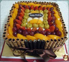 ~繽紛人生~ | 自製蛋糕 No Bake Cake, Food And Drink, Baking, Places, Bakken, Backen, Sweets, Lugares, Pastries