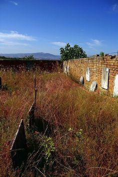 Cimitero abbandonato