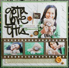Gotta Love This by Laura Vegas @2peasinabucket