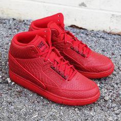 0b390cb858 Nike Air Python Premium (Gym Red Black)