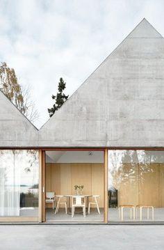triangular + concrete.