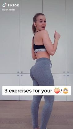 Full Body Gym Workout, Summer Body Workouts, Gym Workout For Beginners, Gym Workout Videos, Fitness Workout For Women, Hip Workout, Fitness Workouts, Body Fitness, Morning Ab Workouts