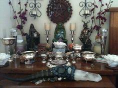 Altars Pagan Altar