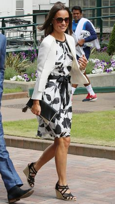 Pippa Middleton's Best Style Moments - June 26, 2014 - from InStyle.com