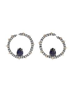Alexis Bittar Earrings In Silver Shop Alexis, Alexis Bittar, Silver Earrings, Sapphire, Jewelry, Silver Drop Earrings, Jewellery Making, Jewerly, Jewelery
