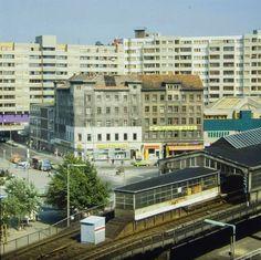 Berlin, Kottbusser Tor, 1982