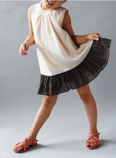 Wunway ideas originales para vestir a las niñas