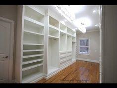 The Closet That Sandra Built