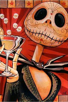 Sugar skull jack!