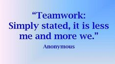 Quotes for Motivation and Inspiration QUOTATION – Image : As the quote says – Description The most inspirational, famous and funny teamwork quotes an sayings for sports, for teachers or for work at the office. Teamwork quotes that will work! Teamwork Quotes For Work, Inspirational Teamwork Quotes, Motivational Quotes For Workplace, Positive Quotes For Work, Positive Workplace Quotes, Office Quotes, Communication Quotes, Leadership Quotes, Success Quotes