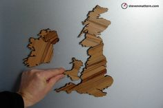 UK & Ireland - Gumwood