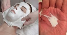 Today I will share an amazing skin tightening face pack which is excellent for the loose skin. This pack will remove wrinkles and you will get the smooth, firm and elastic skin. You must do this procedure at least 3 times in a week. Skin Tightening Foods, Natural Skin Tightening, Skin Tightening Cream, Face Tightening, Beauty Tips For Skin, Skin Care Tips, Skin Tips, Beauty Ideas, Beauty Secrets