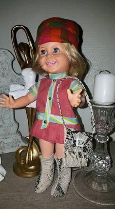 ...........Dukkekottet......: Tjorven, Ratti doll