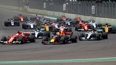 F1 hopes new engine formula from 2021 improves racing    Formula 1 reveals its plans for a new engine formula from 2021, aimed at reducing costs and increasing competitiveness.   http://www.bbc.co.uk/sport/formula1/41820129